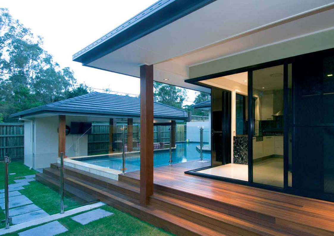 Stacker Doors & Bendigo Windows |